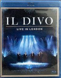 Cover Il Divo - Live In London [DVD]